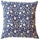 Kalamkari Blue Pillow