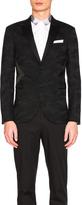 Neil Barrett Modernist Tuxedo Jacket
