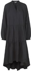 MBYM Black Kizzy Long Sleeve Midi Dress XS/S