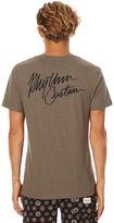 rhythm Custom Mens T Shirt Green