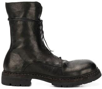Guidi Big Daddy full grain boots