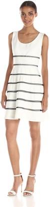 Erin Fetherston Erin Women's Emmy Ponte Stripe Dress