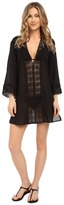 LaBlanca La Blanca Island Fare V-Neck Tunic Cover-Up
