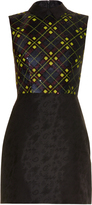 Mary Katrantzou Sequin-embellished jacquard dress