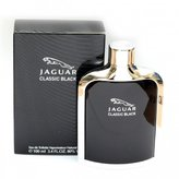 Jaguar Classic Black Eau De Toilette Spray - 100ml/3.4oz
