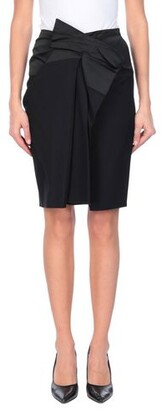 Lanvin Knee length skirt