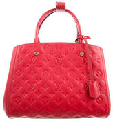 Louis Vuitton Empreinte Montaigne BB