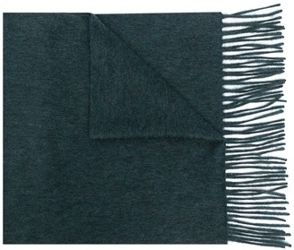 N.Peal Wooven Cashmere Scarf