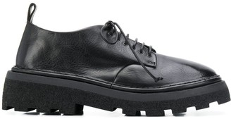 Marsèll Ridged Sole Derby Shoes