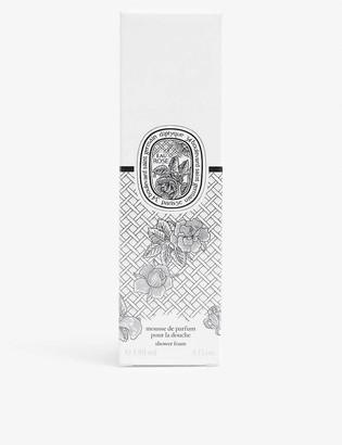Diptyque Eau rose shower foam 150ml