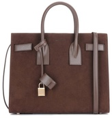 Saint Laurent Sac De Jour Small Suede Tote