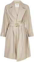 Thumbnail for your product : Valstar Tielocken Cotton-blend Twill Trench Coat