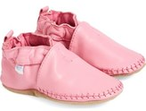 Robeez 'Classic Moccasin' Crib Shoe (Baby & Walker)