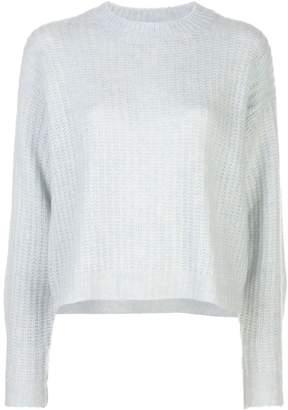 Roche Ryan waffle knit jumper