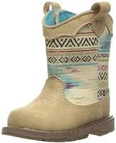 Baby Deer Western Aztex Shaft T Boot