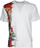 Stone Island Side Print Panel T-shirt