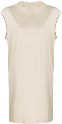 Rick Owens longline sleeveless T-shirt