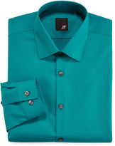 Jf J.Ferrar JF Slim-Fit Solid Dress Shirt - Big & Tall