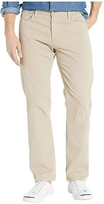 AG Jeans Tellis Modern Slim Leg in Desert Stone (Desert Stone) Men's Casual Pants