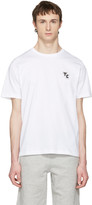 Tim Coppens White My Dog T-shirt
