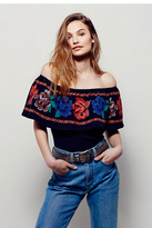 Free People Womens TO THE LEFT TOP
