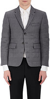 Thom Browne MEN'S QUILTED WOOL THREE-BUTTON SPORTCOAT