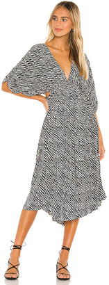 Indah Amerta Midi Dress