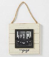 Mud Pie Wedding Collection The Guys Door Hanger Frame