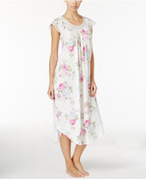 Charter Club Lace-Trimmed Nightgown, Only at Macy's