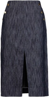 Tanya Taylor Denim skirts