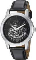 Disney Men's 'Pirates' Quartz Metal Casual Watch, Color: (Model: WDS000377)