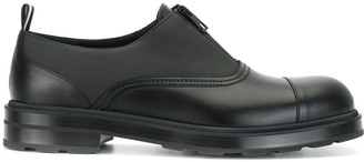 Bally minimal Oxford shoes