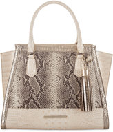 Brahmin Priscilla Sunglow Dakota Medium Satchel