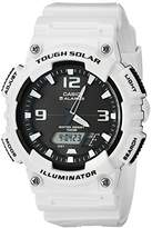 Casio Men's AQ-S810WC-7AVCF Analog-Digital Display Quartz Watch
