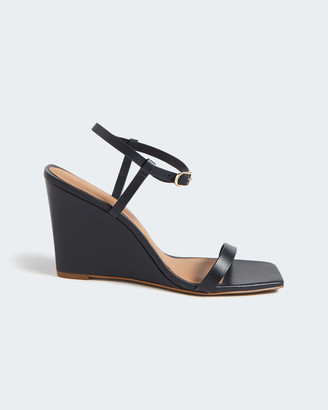 Jigsaw Pippa Leather Wedge Sandal