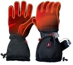 ActionHeat Women's 5V Battery Heated Snow Gloves