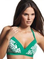 Freya 3037 Fortune Halterneck Padded Soft Cup Bikini Top Swimwear