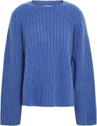 KHAITE Loretta Ribbed Cashmere Sweater