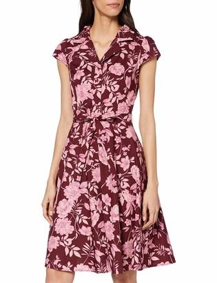 Joe Browns Women's Unique Print Shirt Dress Casual