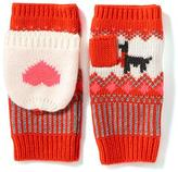 Old Navy Sweater-Knit Convertible Mittens for Girls