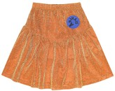 The Animals Observatory Turkey metallic miniskirt