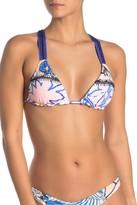 Maaji Funky Carioca Triangle Bikini Top