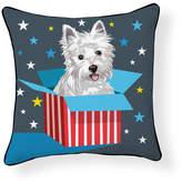 My New Westie Pillow