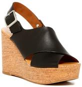 BC Footwear Cougar II Wedge Sandal