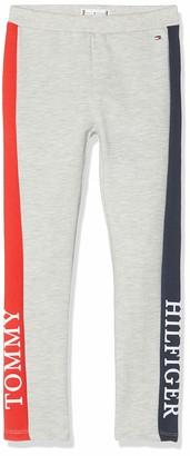 Tommy Hilfiger Girl's Essential Logo Leggings Sports Tights