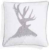 Levtex Sequin Reindeer Pillow