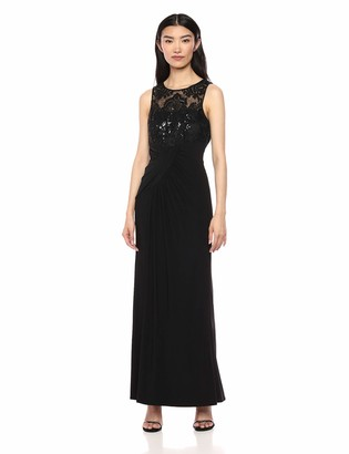 Eliza J Women's Lace Top Gown