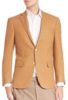 Corneliani Wool, Silk & Linen Sportcoat