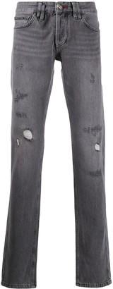 Philipp Plein Straight Cut Original jeans