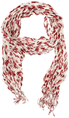 Basque Crinkle Scarf S20 Scarf